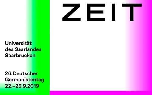 Rückblick auf den Germanistentag 2019